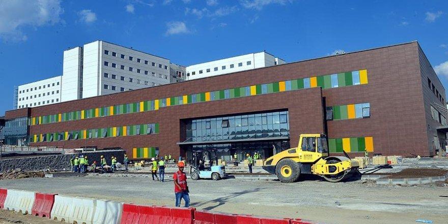 Şehir hastanelerinin ilki gün sayıyor