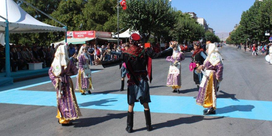 Konya'da 30 Ağustos Zafer Bayramı böyle kutlandı