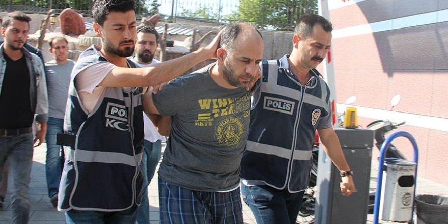 Konya'da yakalanan kurmay albaylar Gazneli ve Kaya'ya tutuklama istemi