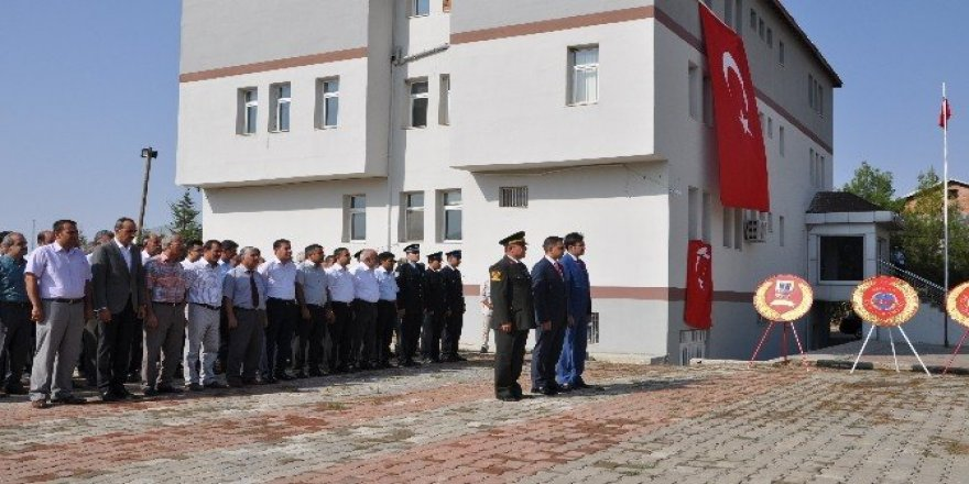 Sincik'te 30 Ağustos Zafer Bayramı kutlandı