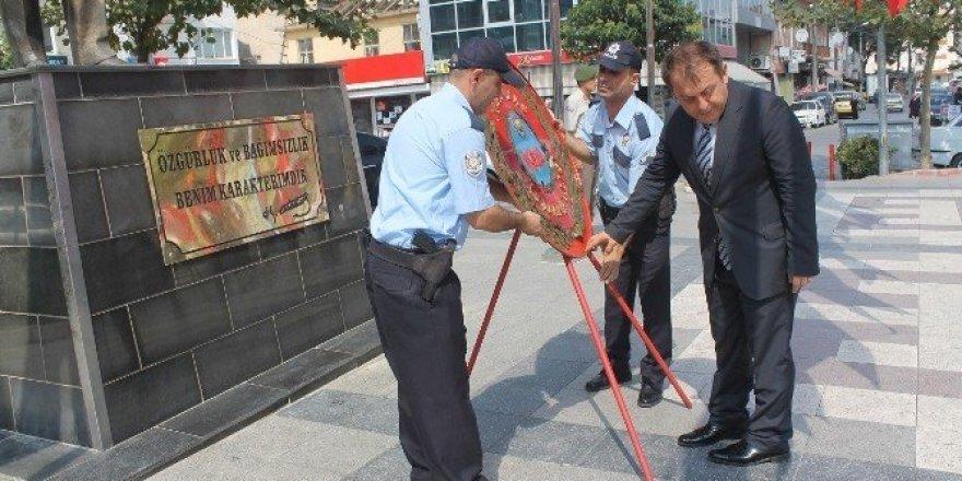 30 Ağustos Zafer Bayramı Manyas'ta Kutlandı