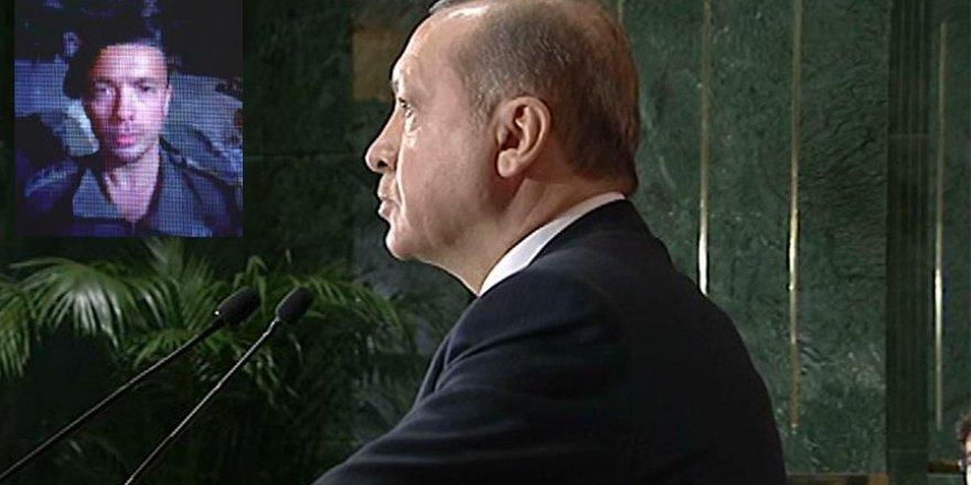 Erdoğan'dan Cerablus'a canlı bağlantı