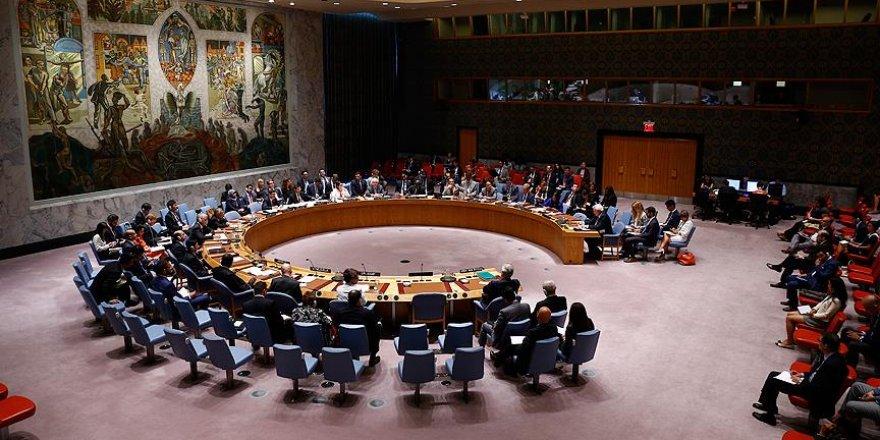Suriye'de rejim ve DAEŞ'in kimyasal silah kullanması raporu görüşüldü