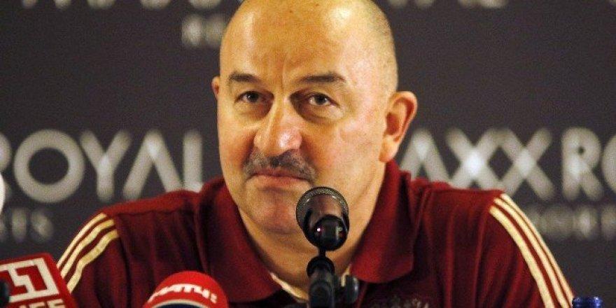 """Cherchesov: """"Ülkemizi eminim bütün oyuncular en iyi şekilde temsil edecektir"""""""