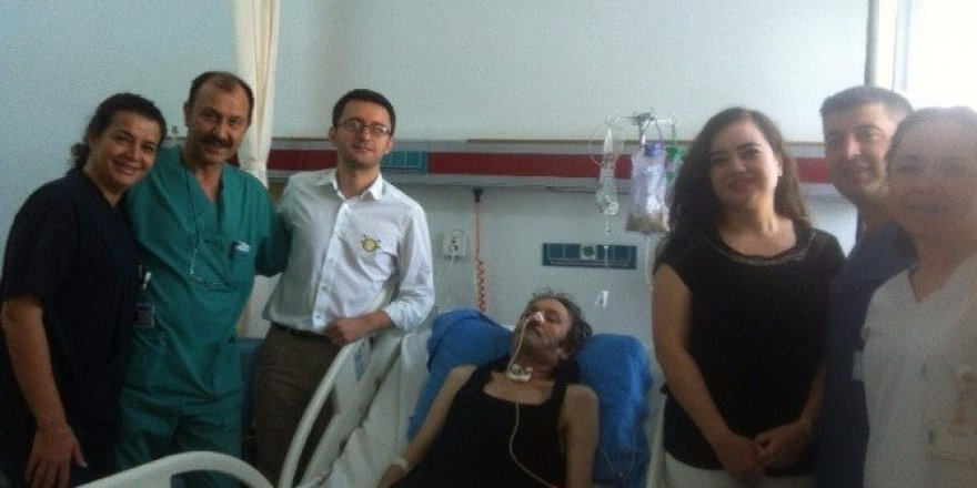 Yunus Emre Devlet Hastanesi'nde başarışı bir ameliyat