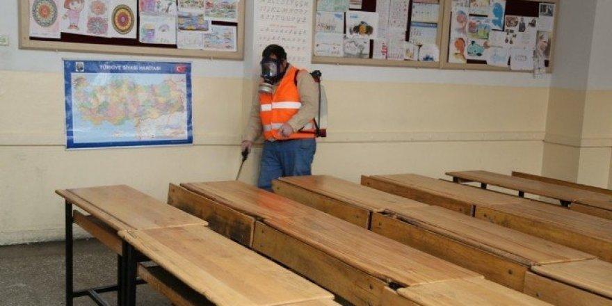 Melikgazi'de okular eğitime hazır