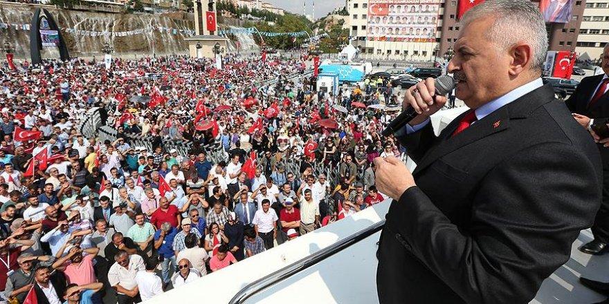 """Başbakan'dan Kılıçdaroğlu'na: """"Bir kez daha davette bulunuyorum"""""""
