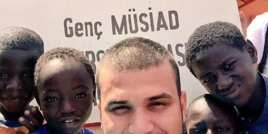 Genç MÜSİAD bu senede kurbanı yurt dışında kesecek