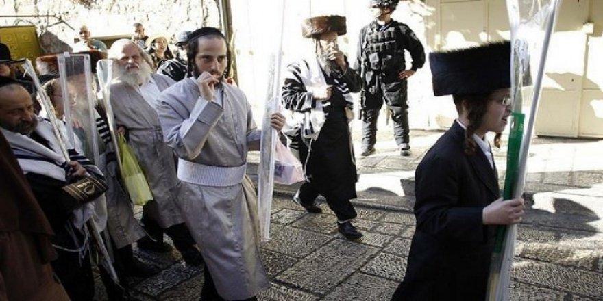 """""""İsrail'de iç savaş çıkabilir"""""""