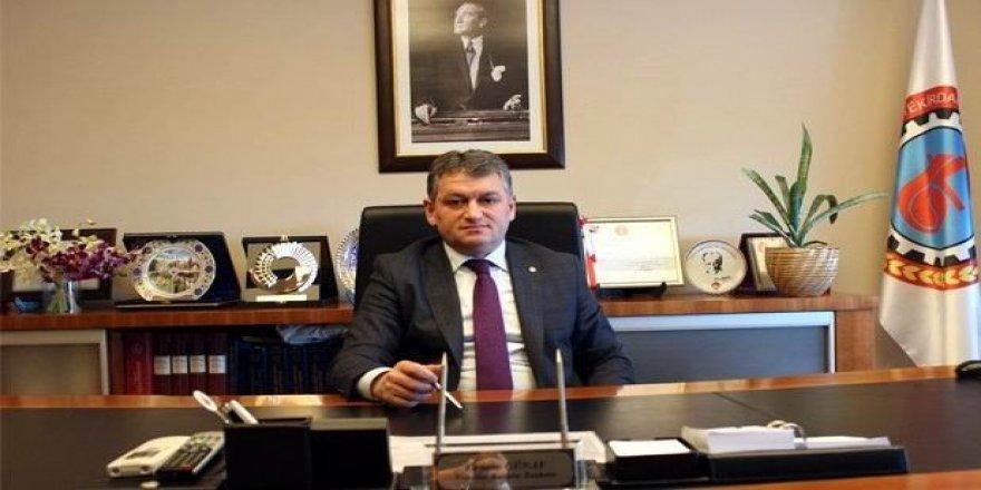 """Cengiz Günay: """"Yeniden yapılandırmada tarihi fırsatı kaçırmayın"""""""