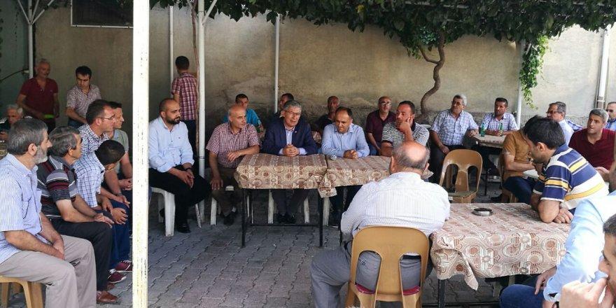 AK Parti Konya Miletvekili Babaoğlu Beyşehir'de