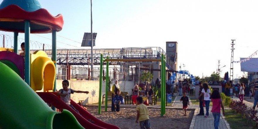 Akdeniz'de park sayısı artıyor