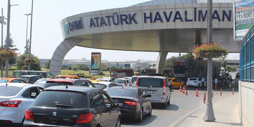 Atatürk Havalimanı'na X-Ray araç tanıma sistemi