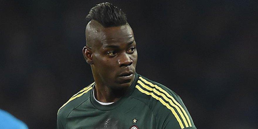 Nice, Balotelli'yi kadrosuna kattı