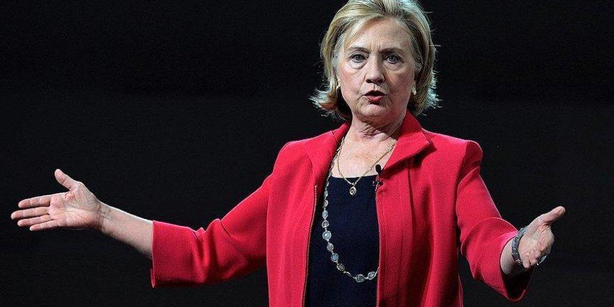 New York borsası 'Clinton' diyor