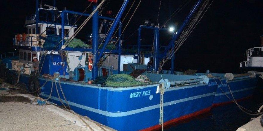 """Zonguldaklı balıkçılar """"Vira Bismillah"""" diyemedi"""