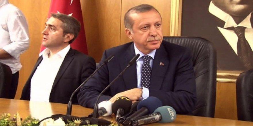 """Erdoğan: """"Siz de gömlek varken ben çelik yelek giymem"""""""