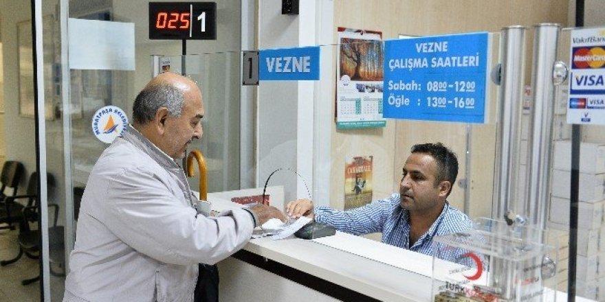 Muratpaşa'da vergi barışı başvuruları başlıyor