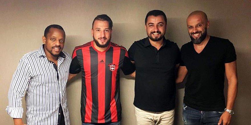 Gaziantepspor Porto'nun forvetini transfer etti