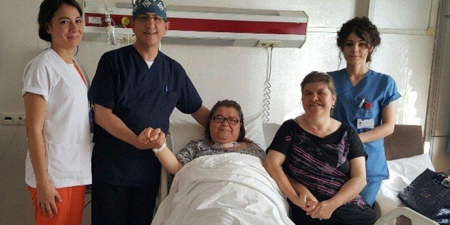 Özel Eskişehir TSG Anadolu Hastanesi'nde bir ilk 'Frozen İnceleme'