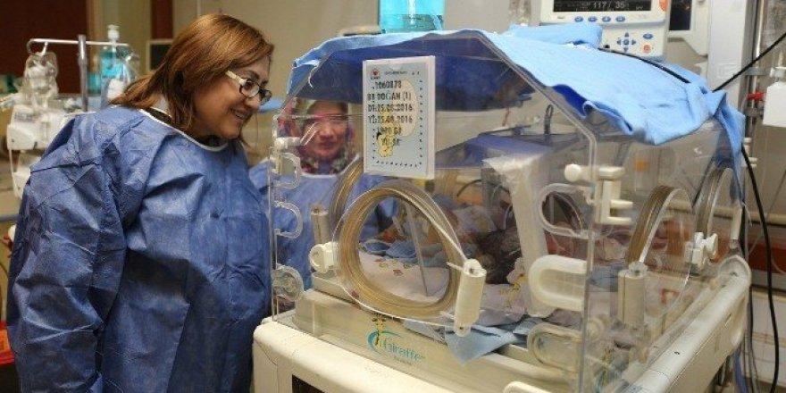 Yedi yıllık bebek özlemi tüp bebekle sona erdi