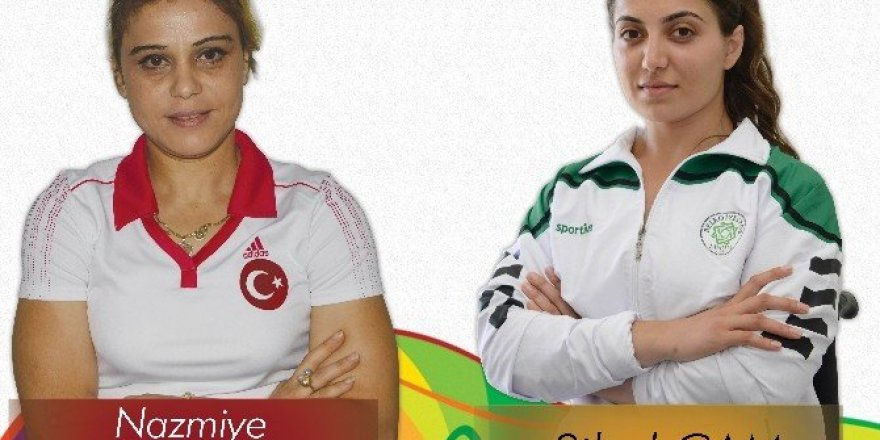 Meram'ın milli gururları Rio yolcusu