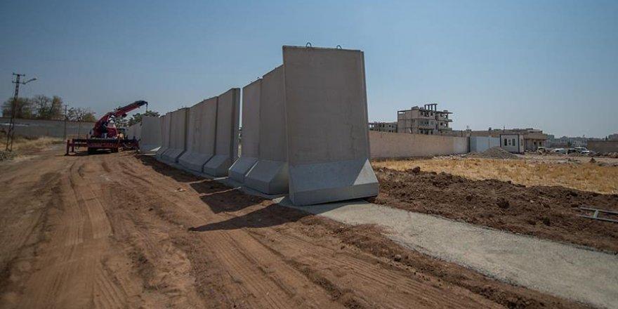 'Suriye sınırı duvarla daha güvenli olacak'
