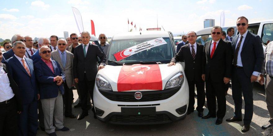 ATO'dan Emniyet'e 211 otomobil