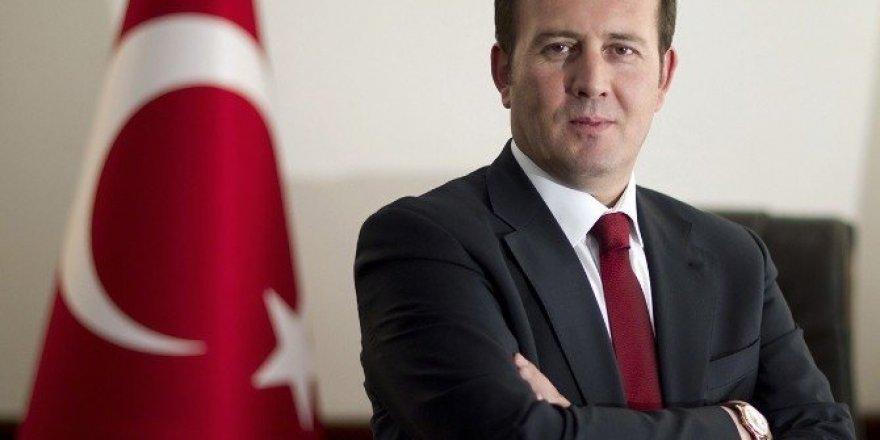 Ak Parti Eskişehir Milletvekili Harun Karacan 2 Eylül Eskişehir'in düşman işgalinden kurtuluşu mesajı;