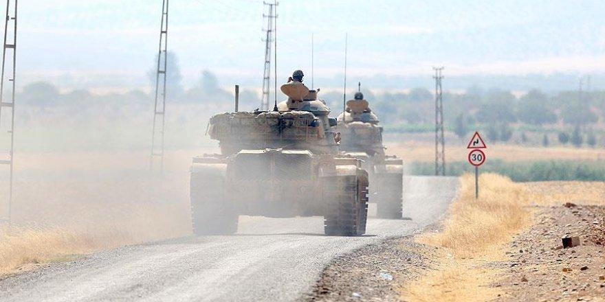 DAEŞ'le mücadele Fırat Kalkanı Harekatı'yla taçlandı