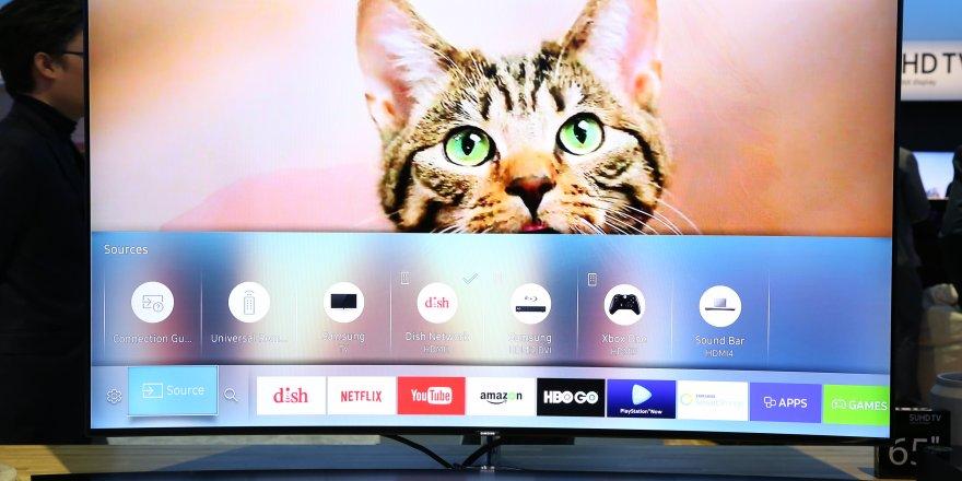 Samsung, IFA 2016'ya damgasını vurdu