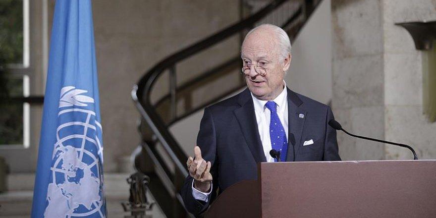 BM'den Suriye için yeni girişim