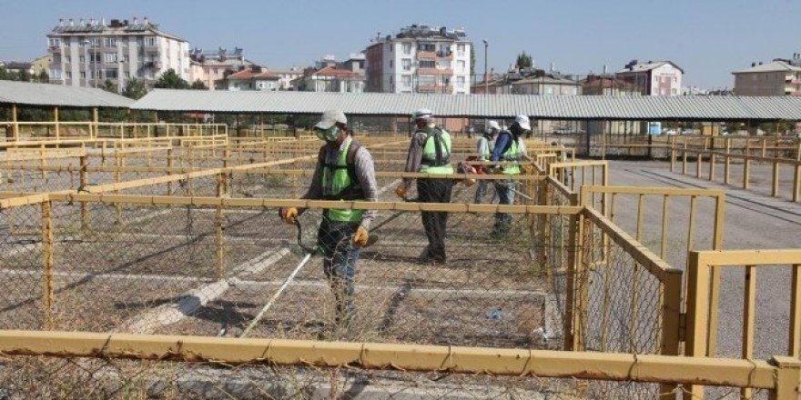 Seydişehir Belediyesi kurban hazırlıklarına başladı