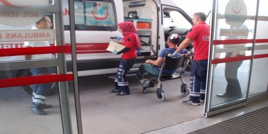 İki grubun kavgasında 3 kişi yaralandı