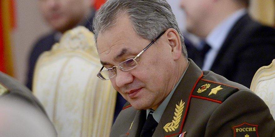 Rus Bakan Şoygu'ya gözaltı kararı