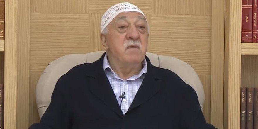 '15 Temmuz'un talimatını veren bizzat Fetullah Gülen'dir'