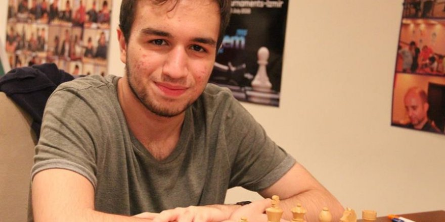 Milli sporcu Batuhan Türk satranç tarihine geçti