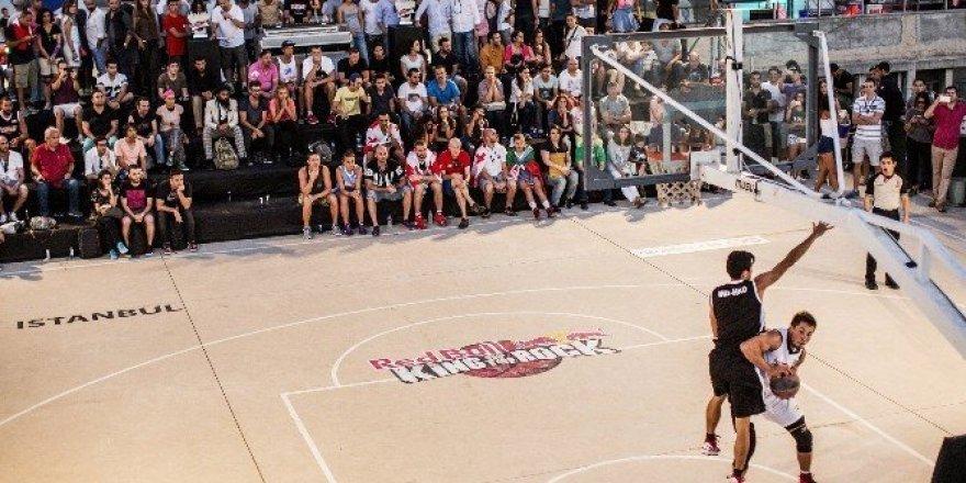 Sokak basketbolunun kalbi İzmir'de atacak