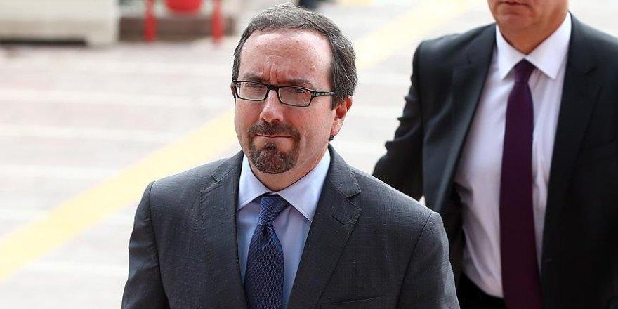 Kılıçdaroğlu ABD Büyükelçisi Bass ile görüştü