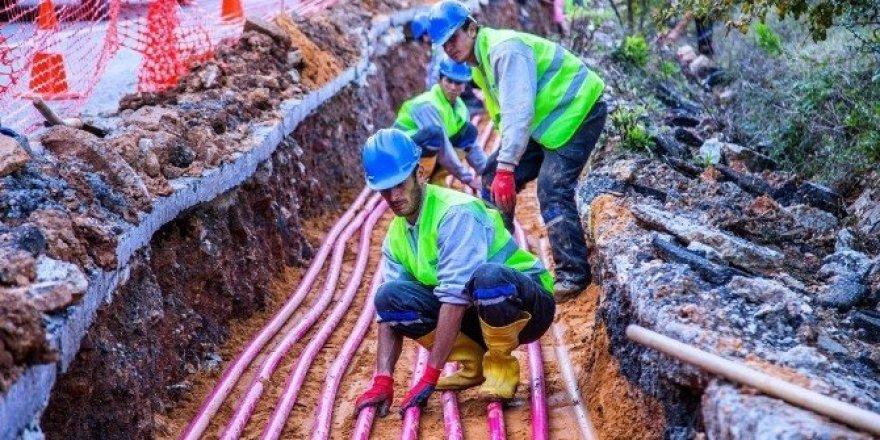 Başkent Edaş'tan kesintisiz enerji için Alaplı ve Ereğli'de dev yatırım