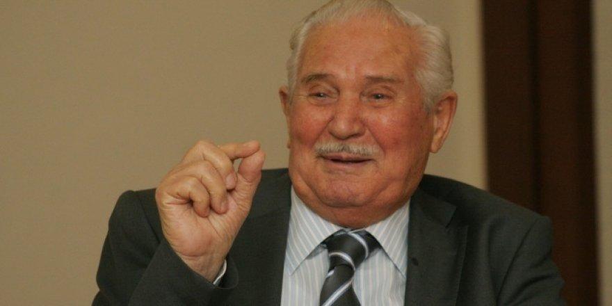 Türkiye'nin 'Peynir Kralı' Mecit Bahçıvan hayatını kaybetti