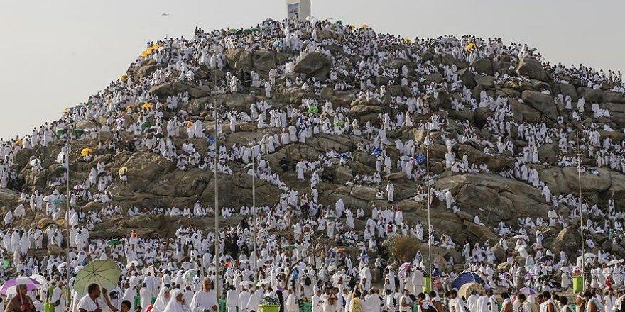 Hacı adayları 11 Eylül'de vakfeye duracak