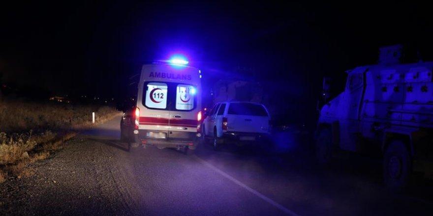 Dargeçit'teki terör saldırısı 3 şehit