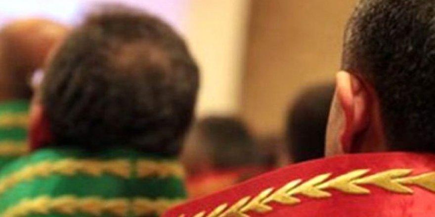 Bin 69 hakim ve savcı adayı mesleğe kabul edildi