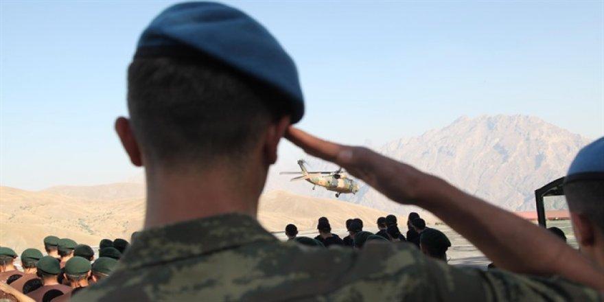 Çukurca'da çatışma: 3 asker şehit!