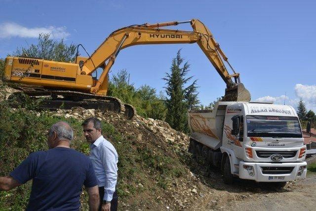 İçme suyu arıtma tesisi inşaatı başladı