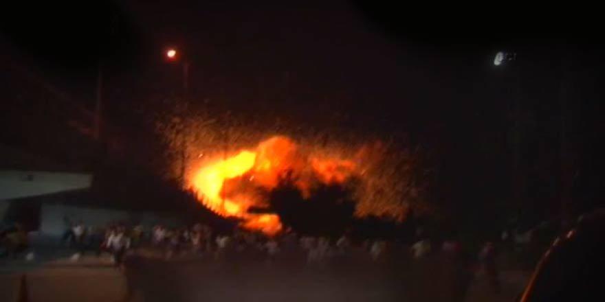 Darbeci pilotlar 15 Temmuz'da F-16'larla böyle bombaladı