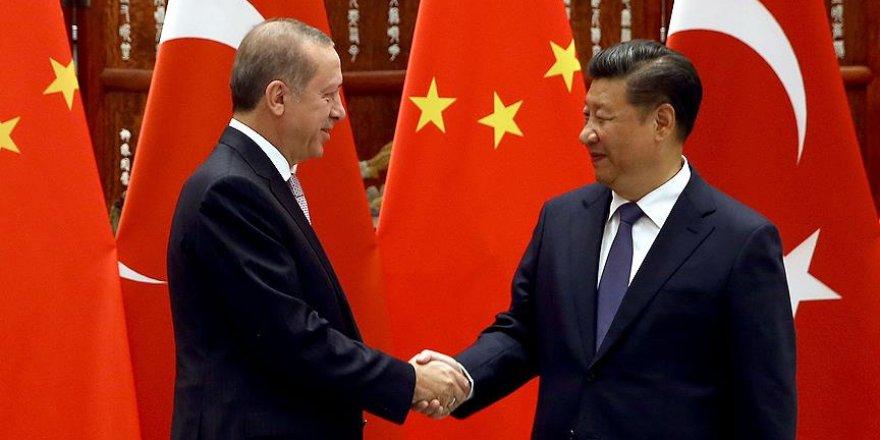 Çin'den FETÖ ile mücadelede Türkiye'ye destek