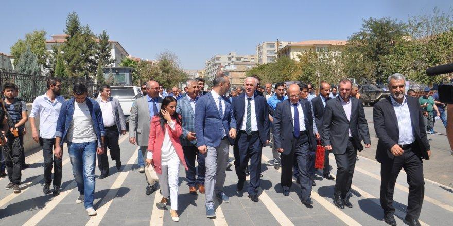 AK Parti 'Gönül Köprüsü' heyeti Şırnak'ta