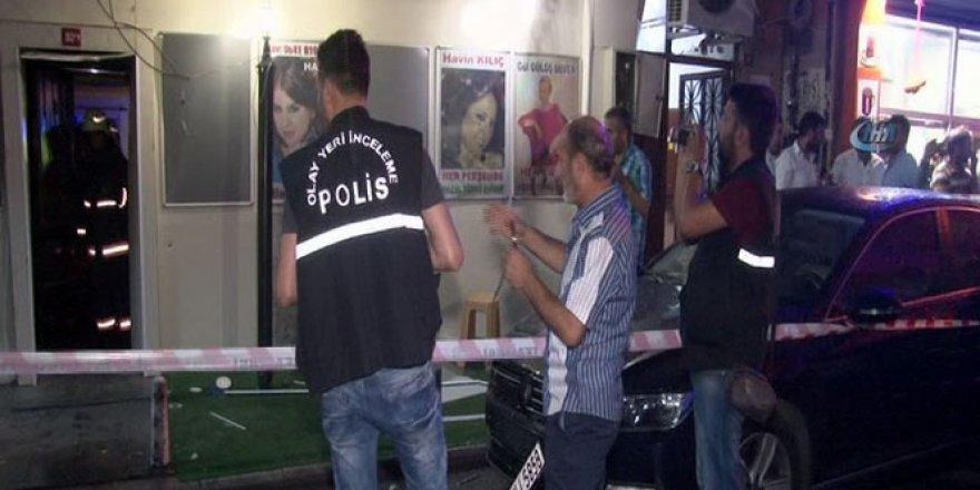 istanbul'da şiddetli patlama: 4 yaralı